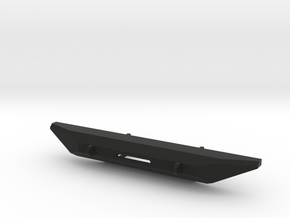 Stealth Bumper for AXial SCX10 in Black Strong & Flexible