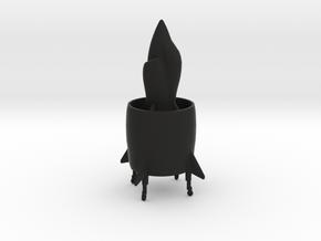 SNECMA C.450 Coleoptere in Black Natural Versatile Plastic: 1:144