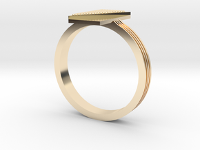 Fashion ring in 14K Yellow Gold: 9 / 59