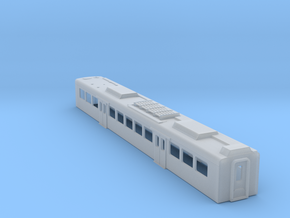 `BR280 Center Car der DR in scale TT in Frosted Ultra Detail