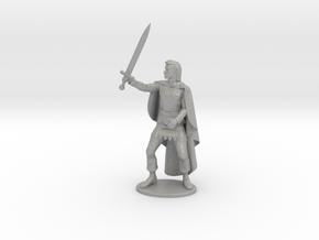 Belgarion Miniature in Aluminum: 1:55