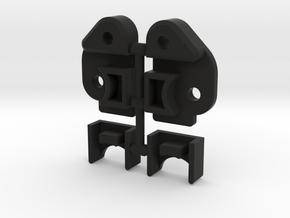 Vaterra Ascender RULR - LWB or SWB in Black Natural Versatile Plastic
