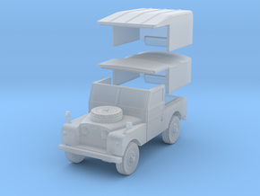 LandRoverS1 88 1 30 in Smooth Fine Detail Plastic