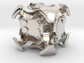 Quantum D6 Pipped in Platinum