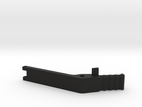 BPERC Ride Height Gauge Arm (1/5) in Black Natural Versatile Plastic