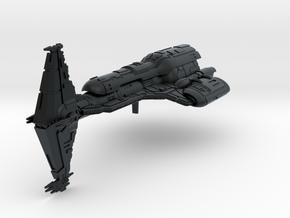 (Armada) Hammerhead Cruiser in Black Hi-Def Acrylate