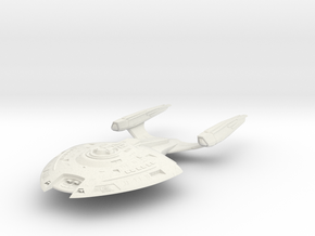 Scorpion Class A  HvyDestroyer in White Strong & Flexible