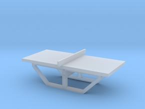 TJ-H01144 - Table de Ping-Pong en beton in Smooth Fine Detail Plastic
