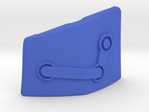 STEAM - Logitech G930 & G430 (L/Outside) in Blue Processed Versatile Plastic