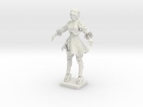 Printle V Femme 519 - 1/24 in White Natural Versatile Plastic
