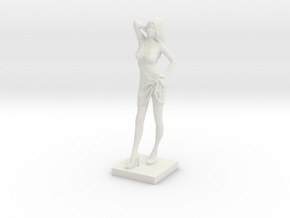 Printle C Femme 506 - 1/24 in White Strong & Flexible