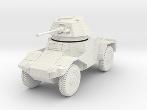 PV180A Panhard 178 (28mm) in White Natural Versatile Plastic