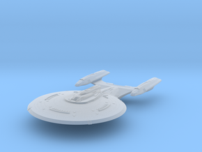 Lamar Class   BattleCruiser in Smooth Fine Detail Plastic