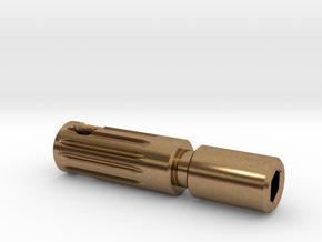 Graflex Pin Tool (GPT) in Metal in Natural Brass