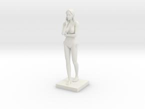 Printle V Femme 489 - 1/48 in White Natural Versatile Plastic