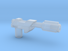 Cliffjumper's Glass Gas Pistol, 5mm in Smooth Fine Detail Plastic