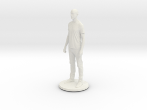 Printle C Homme 431 - 1/24 in White Strong & Flexible