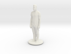 Printle C Homme 452 - 1/32 in White Strong & Flexible