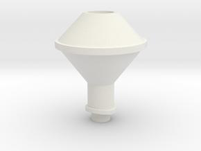 On30 Mogul Diamond Stack in White Natural Versatile Plastic