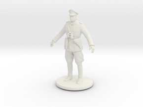 Printle C Homme 456 - 1/32 in White Strong & Flexible