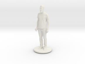 Printle C Homme 468 - 1/32 in White Strong & Flexible