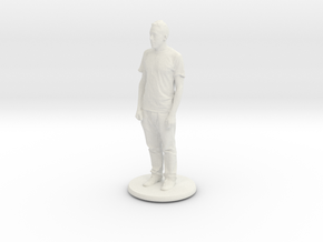Printle C Homme 474 - 1/32 in White Strong & Flexible