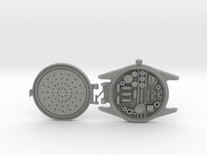 Johnny Sokko Inspired Watch in Metallic Plastic