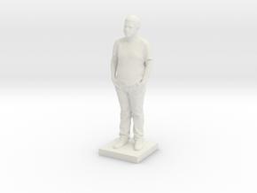 Printle C Homme 563 - 1/56 in White Natural Versatile Plastic