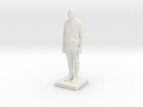 Printle C Homme 571 - 1/64 in White Natural Versatile Plastic