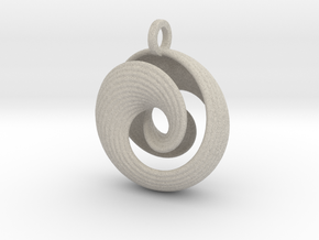 Mobius IV in Natural Sandstone