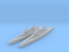 Lexington class battlecruiser (1930s) in Smooth Fine Detail Plastic