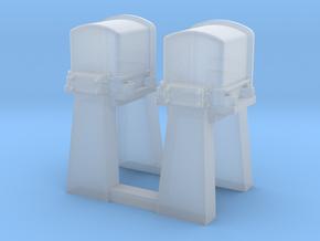 TJ-H04671x2 - Détonateurs bas in Smooth Fine Detail Plastic