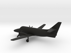 Jetstream 31 v.2 in Black Natural Versatile Plastic: 1:200