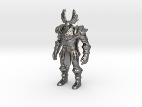 Odyn miniature in Polished Nickel Steel