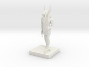 Printle V Homme 615 - 1/64 in White Natural Versatile Plastic
