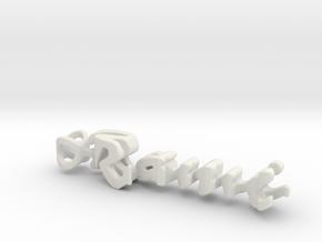 Twine Rami/Sami in White Natural Versatile Plastic