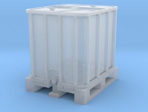 TJ-H02010 - Conteneur 1000l in Smooth Fine Detail Plastic