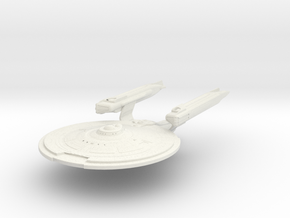 ValCook Class C  Cruiser in White Natural Versatile Plastic