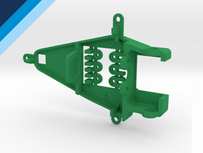 Small Can 0.4mm Offset IL - NSR compatible pod in Green Processed Versatile Plastic