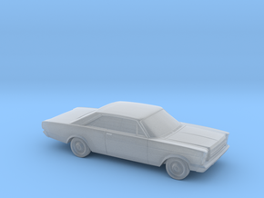 1/87 1966 Ford Galaxie 500 Coupe in Frosted Ultra Detail