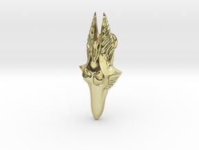 Anubis_Original in 18k Gold Plated Brass