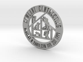 RCS Business Token in Aluminum