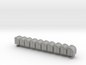 1:400 10x Demi AYY ULD GSE in Metallic Plastic