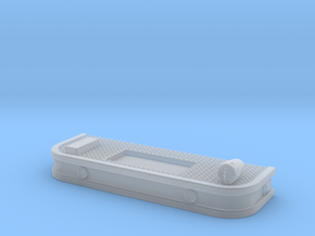 1/87 Bumper 1 in Smooth Fine Detail Plastic