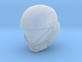 ODST Helmet (1:58 Scale) in Frosted Extreme Detail