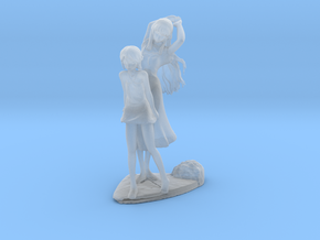 1/48 Ladies at the Beach (Nomes) in Smooth Fine Detail Plastic