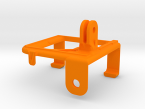 Ricoh NADIR Bracket in Orange Processed Versatile Plastic