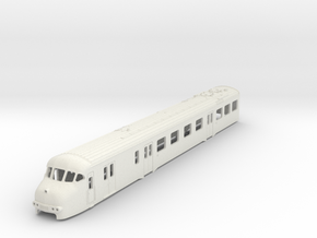 Plan V Abdk  scale TT in White Natural Versatile Plastic