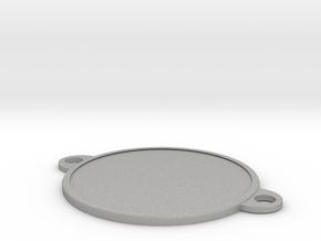 Bracelet medallion in Aluminum: 1:10