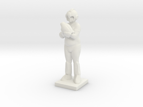 Printle C Homme 713 - 1/87 in White Strong & Flexible